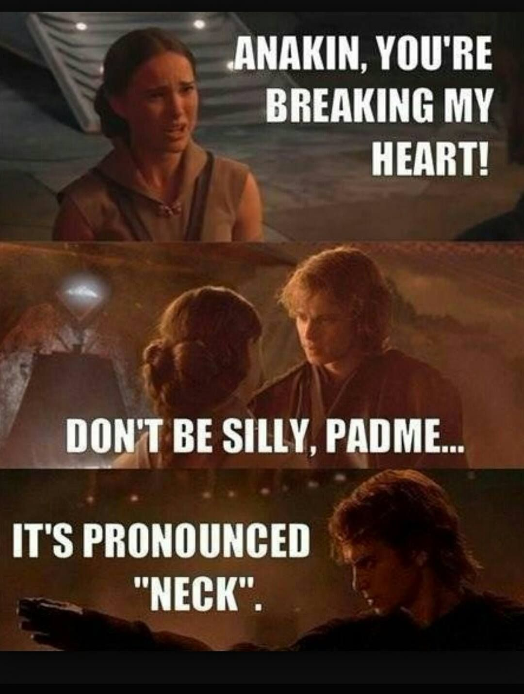 Pin By Nicki K On I 3 Star Wars Thanks Roxy For The Idea I D Pin To Your Board But Idk How Star Wars Humor Star Wars Jokes Funny Star Wars