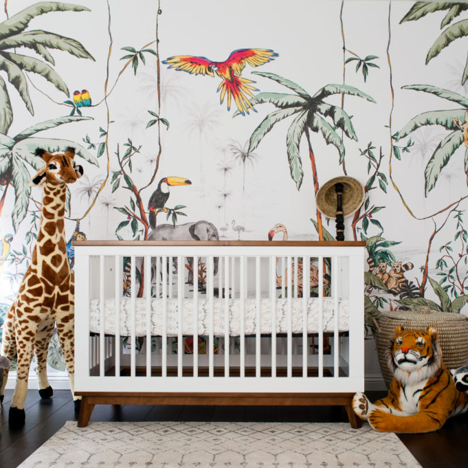 Here's What's Trending in the Nursery This Week   Safari ...