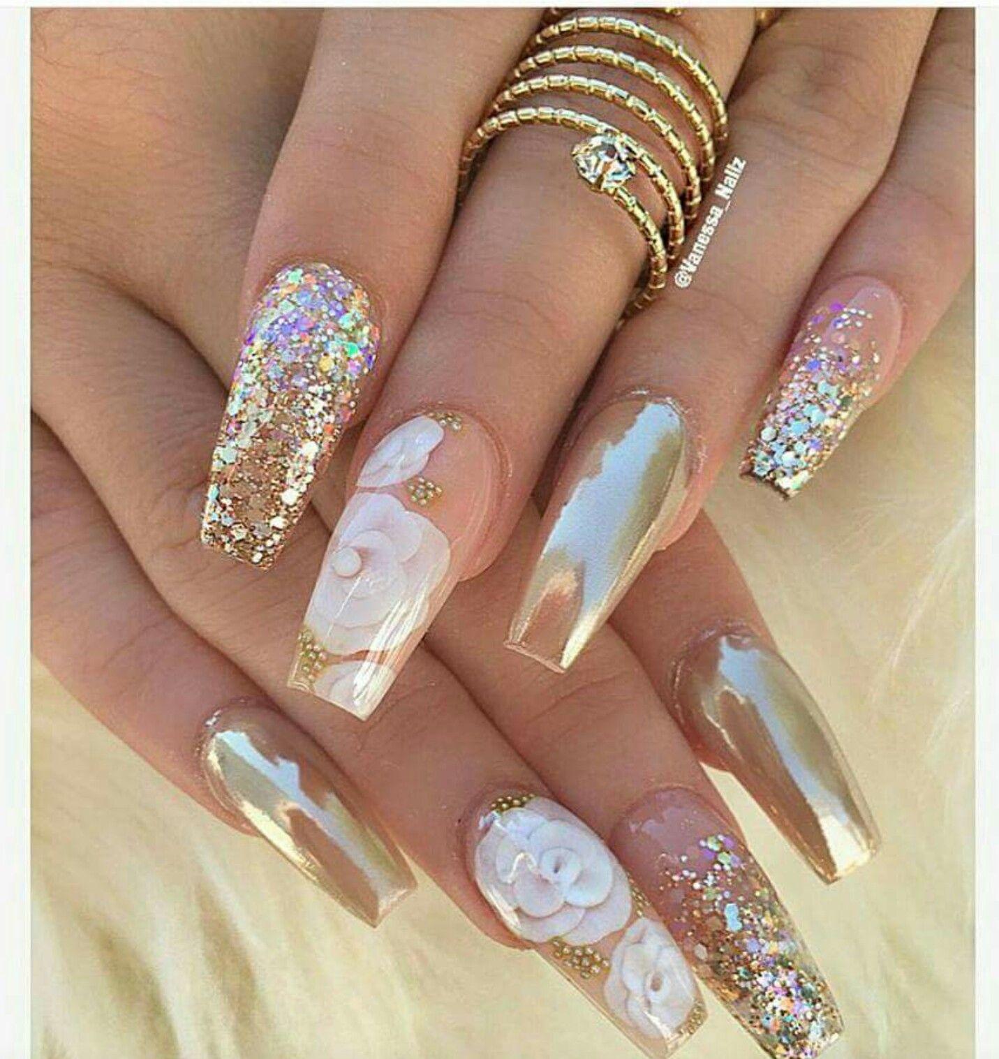 Pin von Lisbel Rozewicz auf Creative nails :) | Pinterest ...