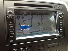 We Have Your Factory Navigation Solution For Your New 2013 Buick Enclave If You Have Any Questions Or Comments Do Conta Buick Enclave Navigation System Buick