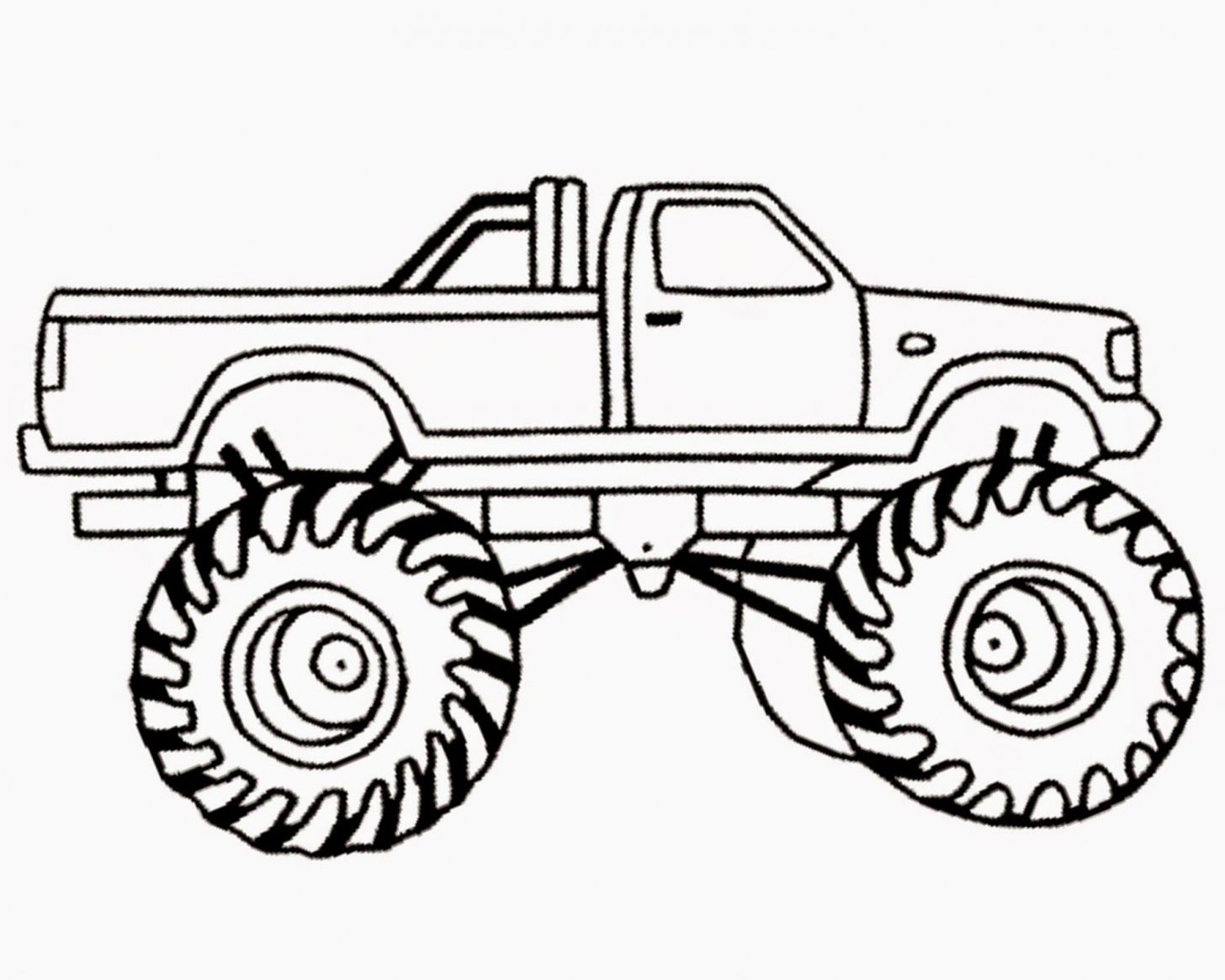 New 2018! Tips To Create Monster Truck Template HD Quality