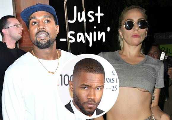 Kanye West Will Boycott The Grammys Unless They Bend The Rules For Frank Ocean Like They Did For Lady G With Images Celebrity Gossip Latest Celebrity Gossip Celebrity News