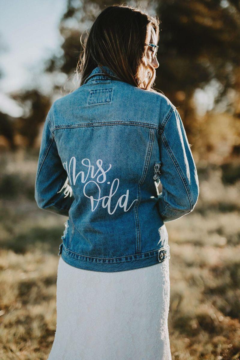 16 FashionForward Custom Wedding Jackets to Keep You Warm