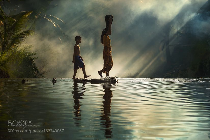 Image result for Different places- Different lives west java