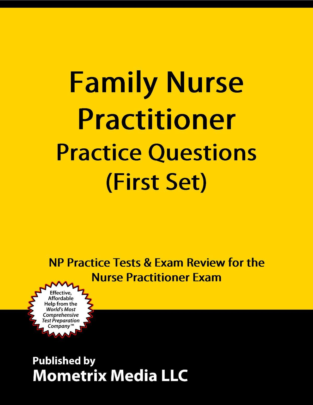 Family Nurse Practitioner Practice Questions Np Practice Tests