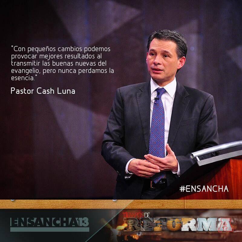 Pastor Cash Luna Ensancha 2013 Guatemala City Http Casadedios Tv Eventos Ensancha 2013 Pastor Talk Show Breathe