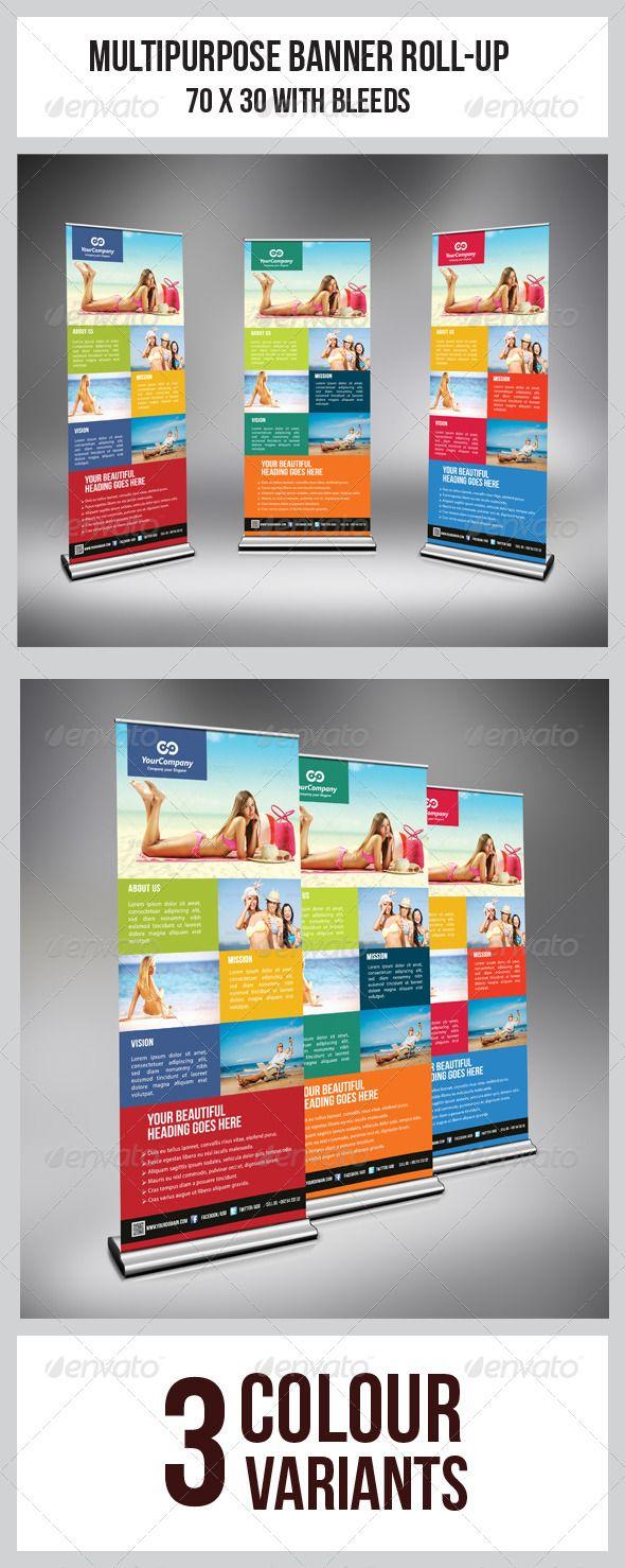 Tourism Banner Vol.2 — Photoshop PSD #tourism #flyer • Available here → https://graphicriver.net/item/tourism-banner-vol2/6193179?ref=pxcr