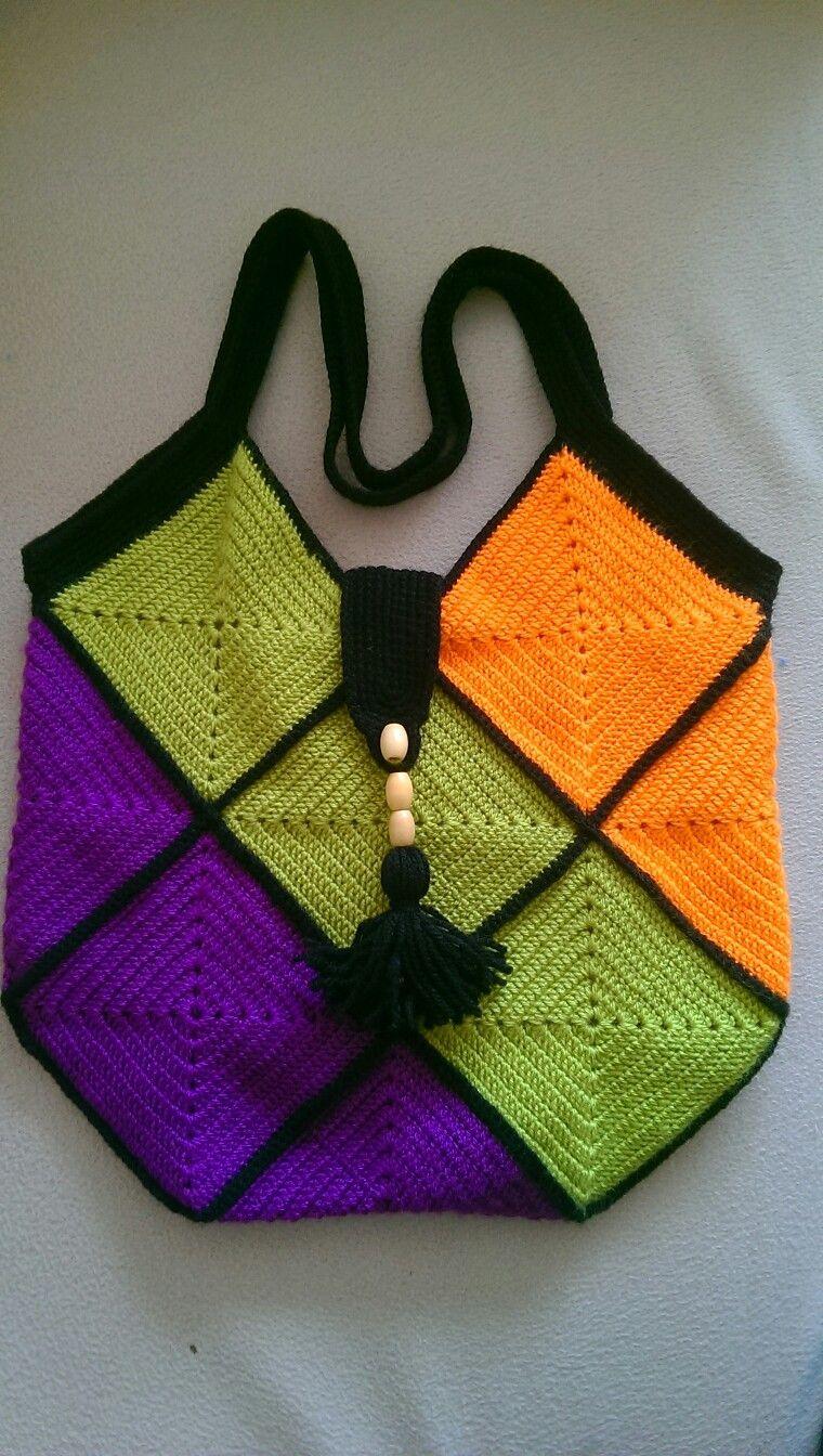 Crochet Pillow - Chokers tejidos gargantillas diademas cintillos a Crochet tallermanualperu #tejidos