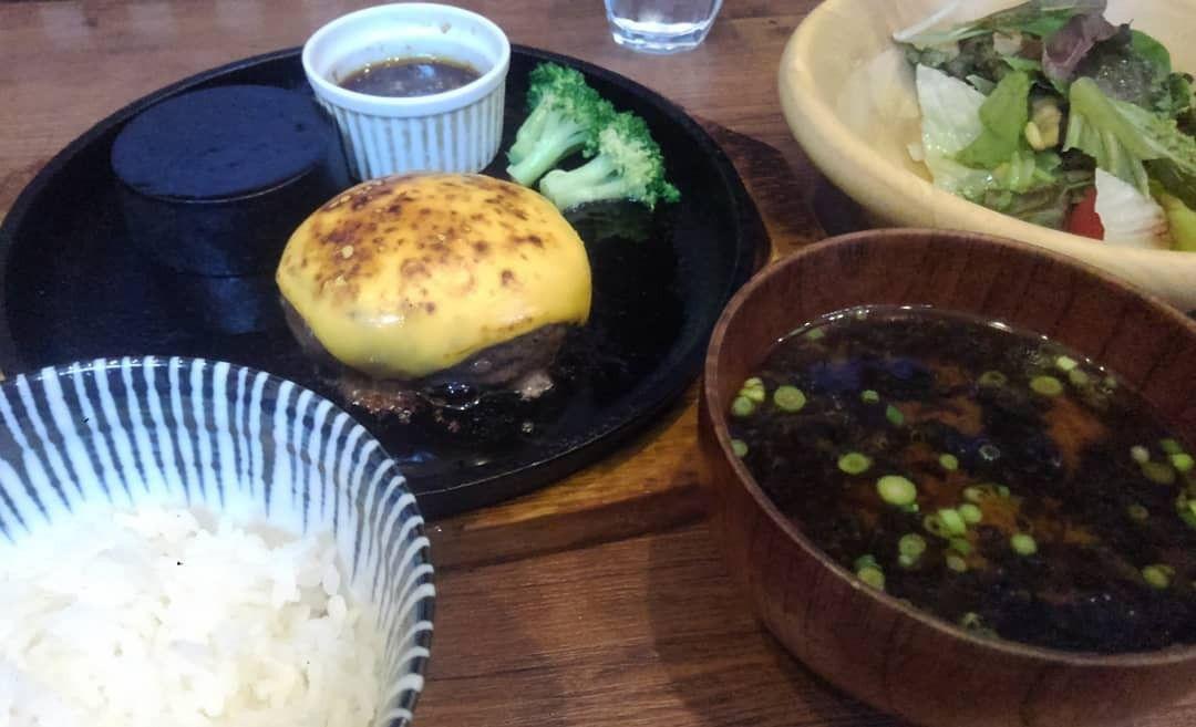 チーズハンバーグ 八王子 jsステーキ food pudding desserts