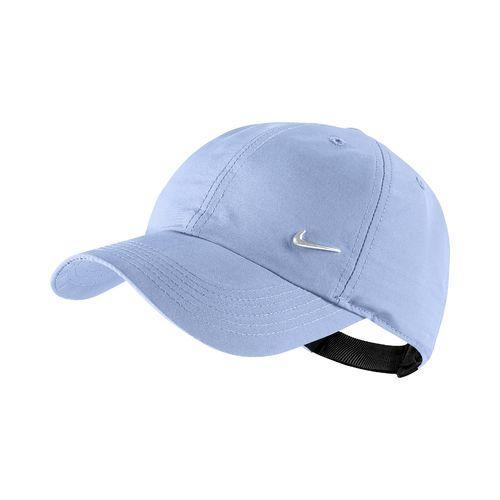 Nike Girls  Metal Swoosh Cap (Aluminum Metallic Silver 1bcf36f5f00