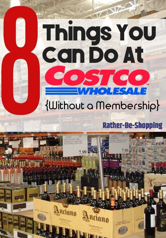 8 Things You Can Do At Costco Without A Membership Best Money