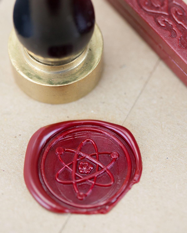 Lithium Atom Wax Seal Kit | Pinterest | Wax seals, Wax and Wedding