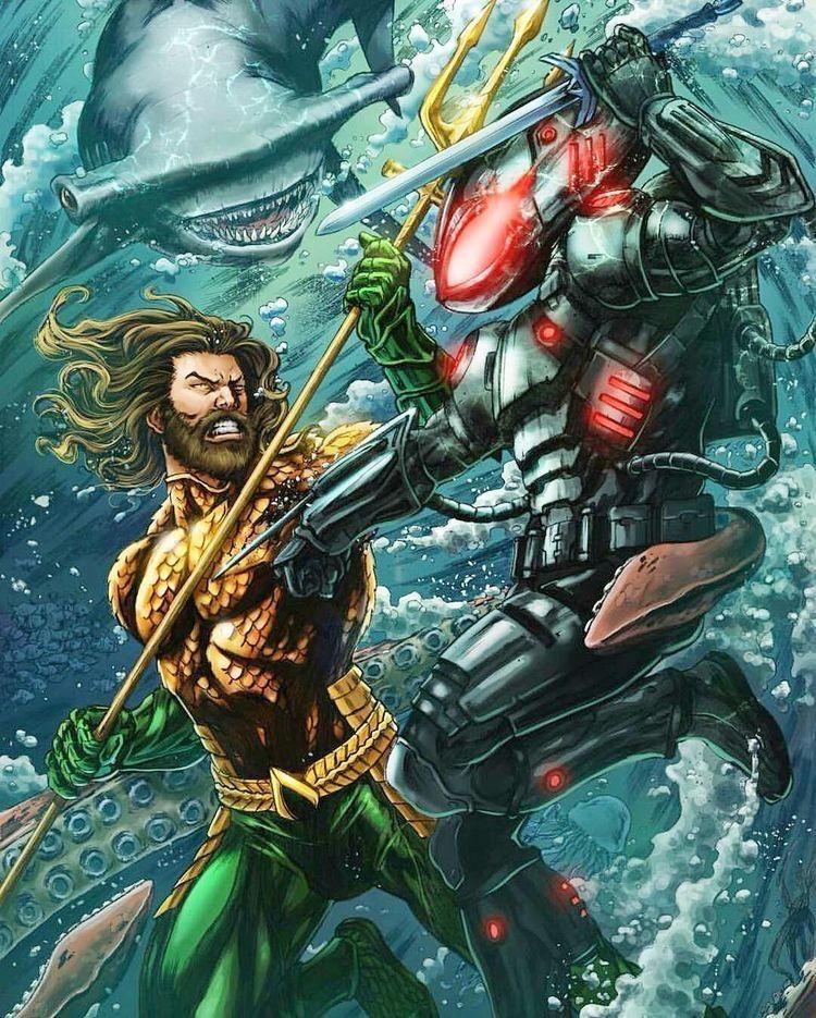 Film Review Aquaman Strange Harbors In 2021 Aquaman Dc Comics Aquaman Comic Dc Comics Wallpaper