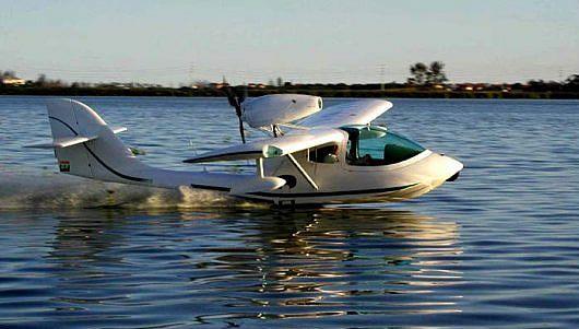 UltraLight Planes, Amphibian Sea Plane, Light Sport Aircraft, VTOL, STOL Aircraft