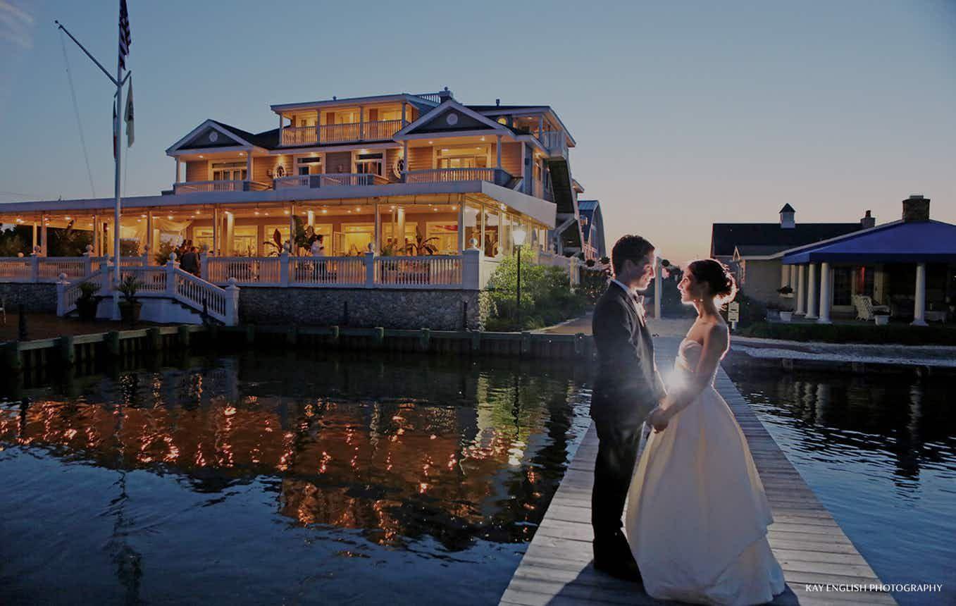 Island Estate Long Beach Island Weddings Jersey