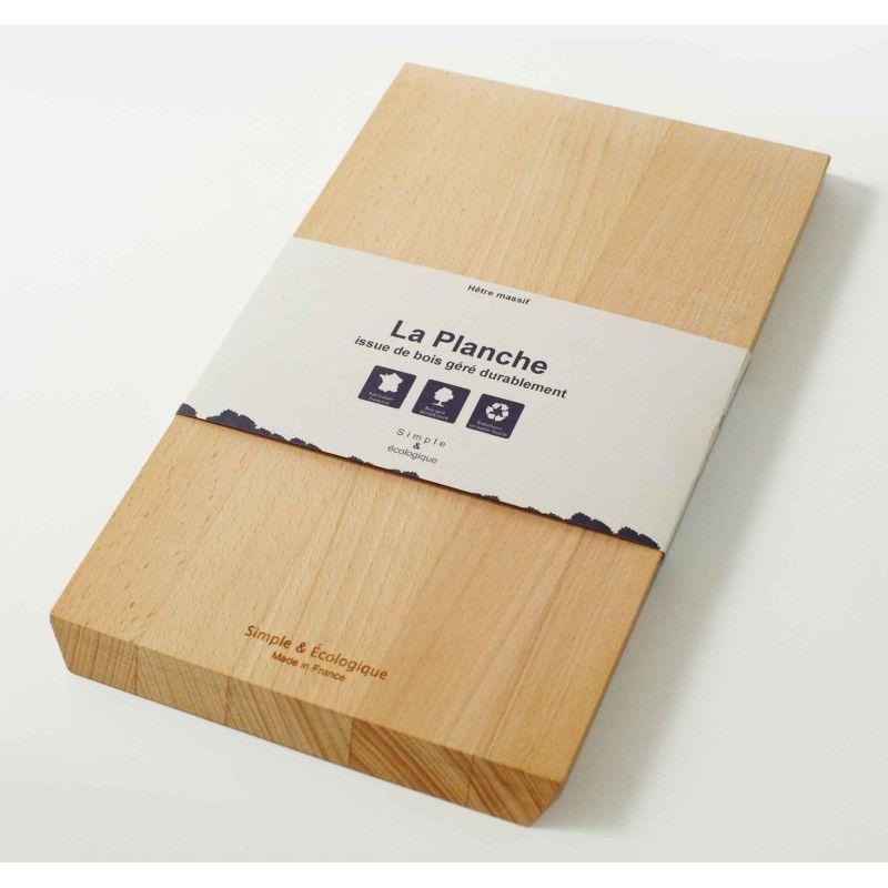 la planche planche d couper cologique en bois accessoires de cuisine design made in france. Black Bedroom Furniture Sets. Home Design Ideas