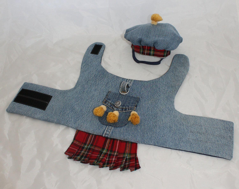 Dog Kilt Sporran Amp Matching Hat Kilts And Dog