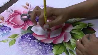 Pintando Rosas | Cantinho do Video