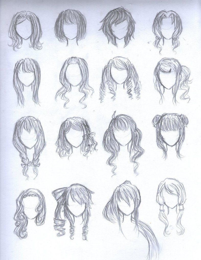 Pin by amy roberts on cute girly hairstyles pinterest chibi hair