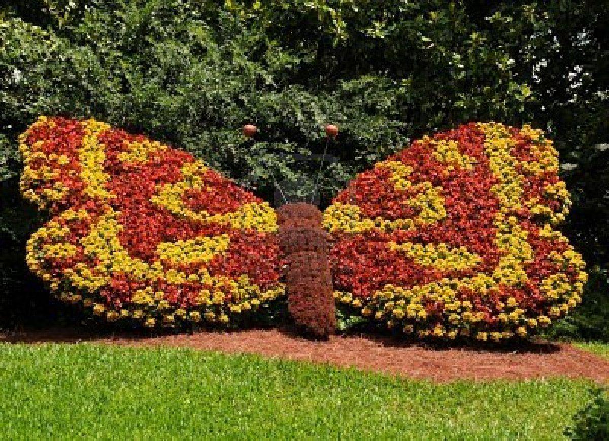 Imagenes de jardines con flores fondo en hd para for Figuras para jardines
