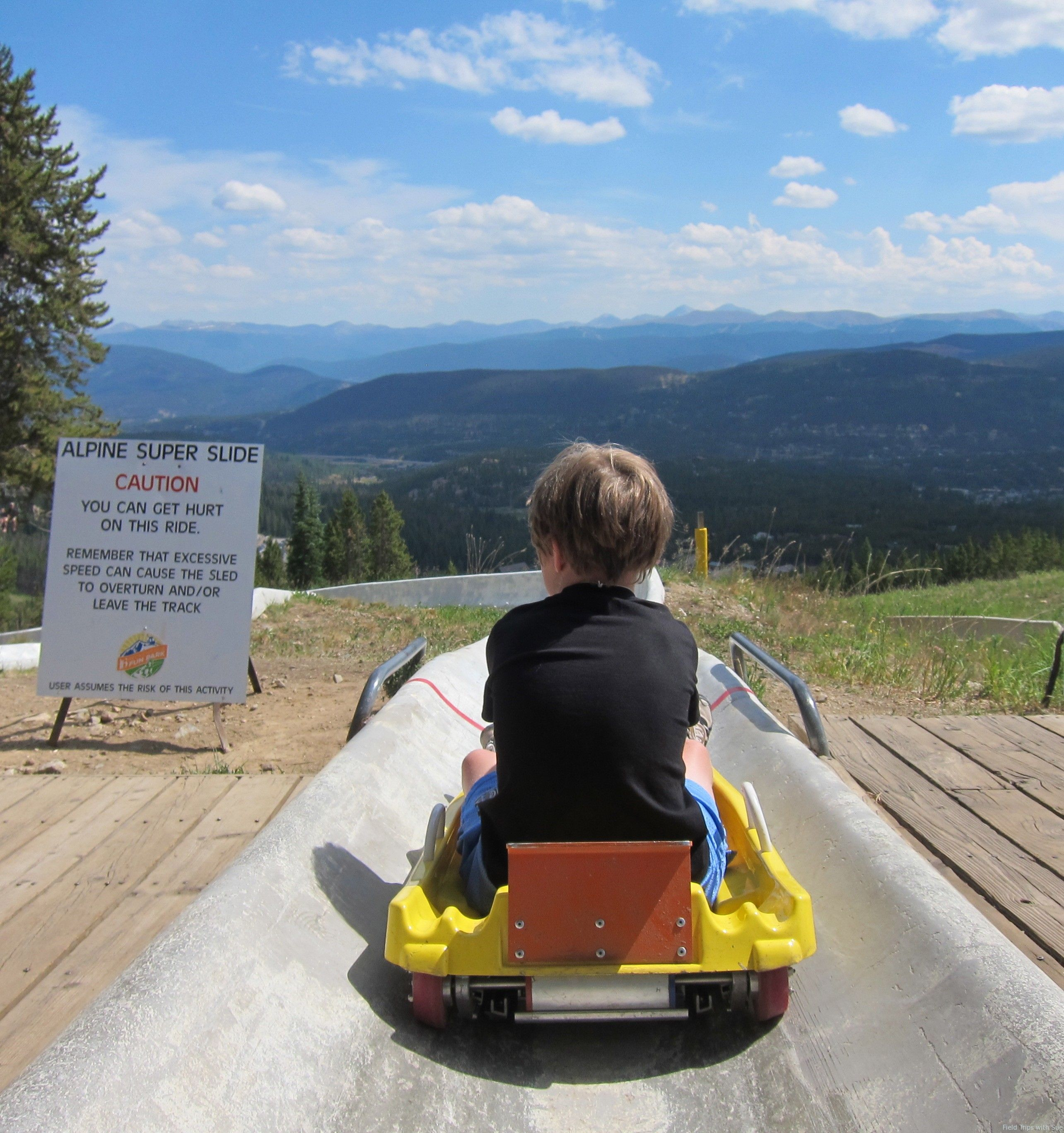 Breckenrdige CO Is Fun For Summer Too. My Kids Loved The