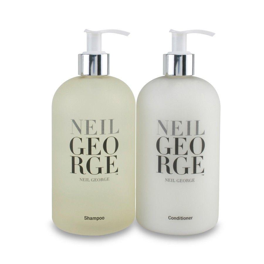 Neil George Shampoo & Conditioner Duo, $73.00 #birchbox
