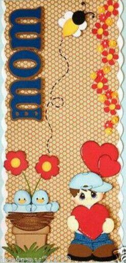 puerta mes de mayo dia de las madres bulletin board