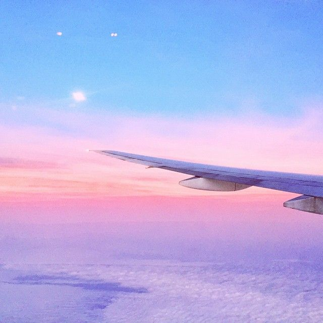 Janni Delér @jannid Long flight but w...Instagram photo | Websta (Webstagram)