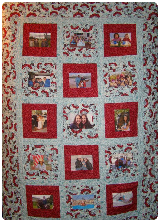 Photo Memory Quilts Are Become Increasingly Popular And