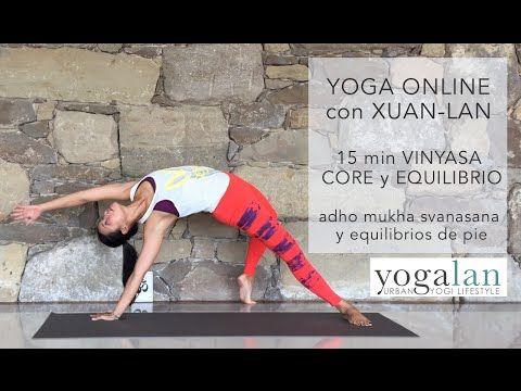 yoga para adelgazar clase 15