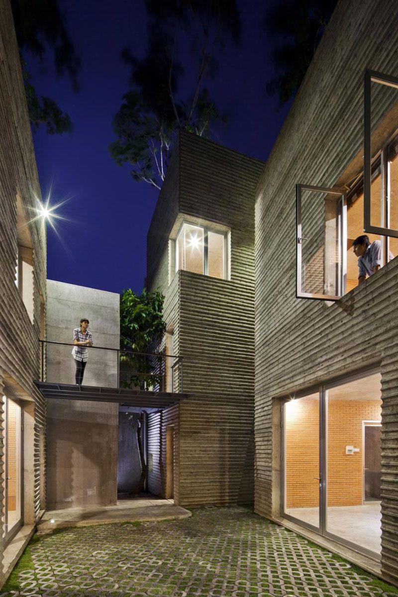 Un giardino pensile nel cuore della città • Architettura ...