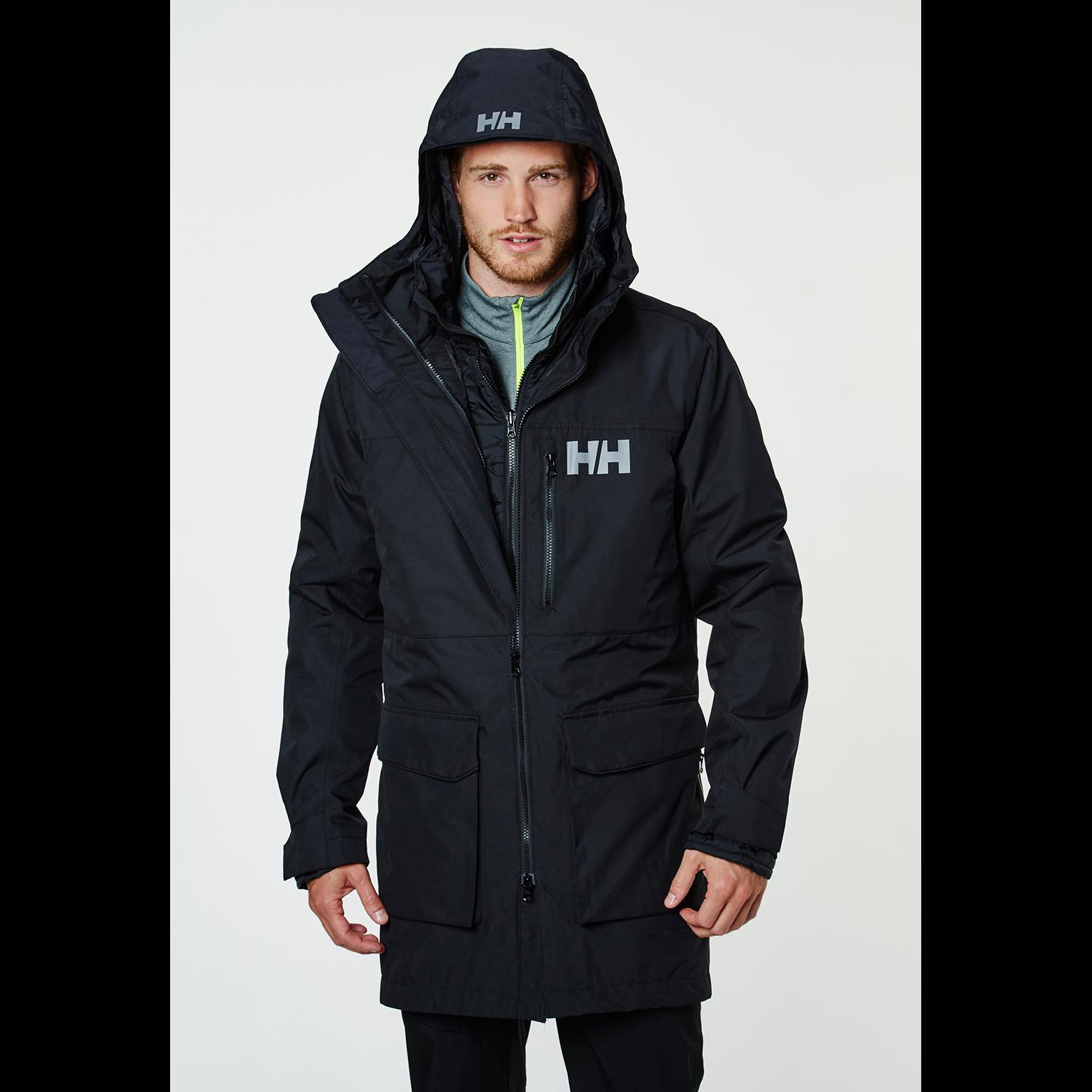 32b4e89068 RIGGING COAT - Men - Jackets - Helly Hansen Official Online Store ...