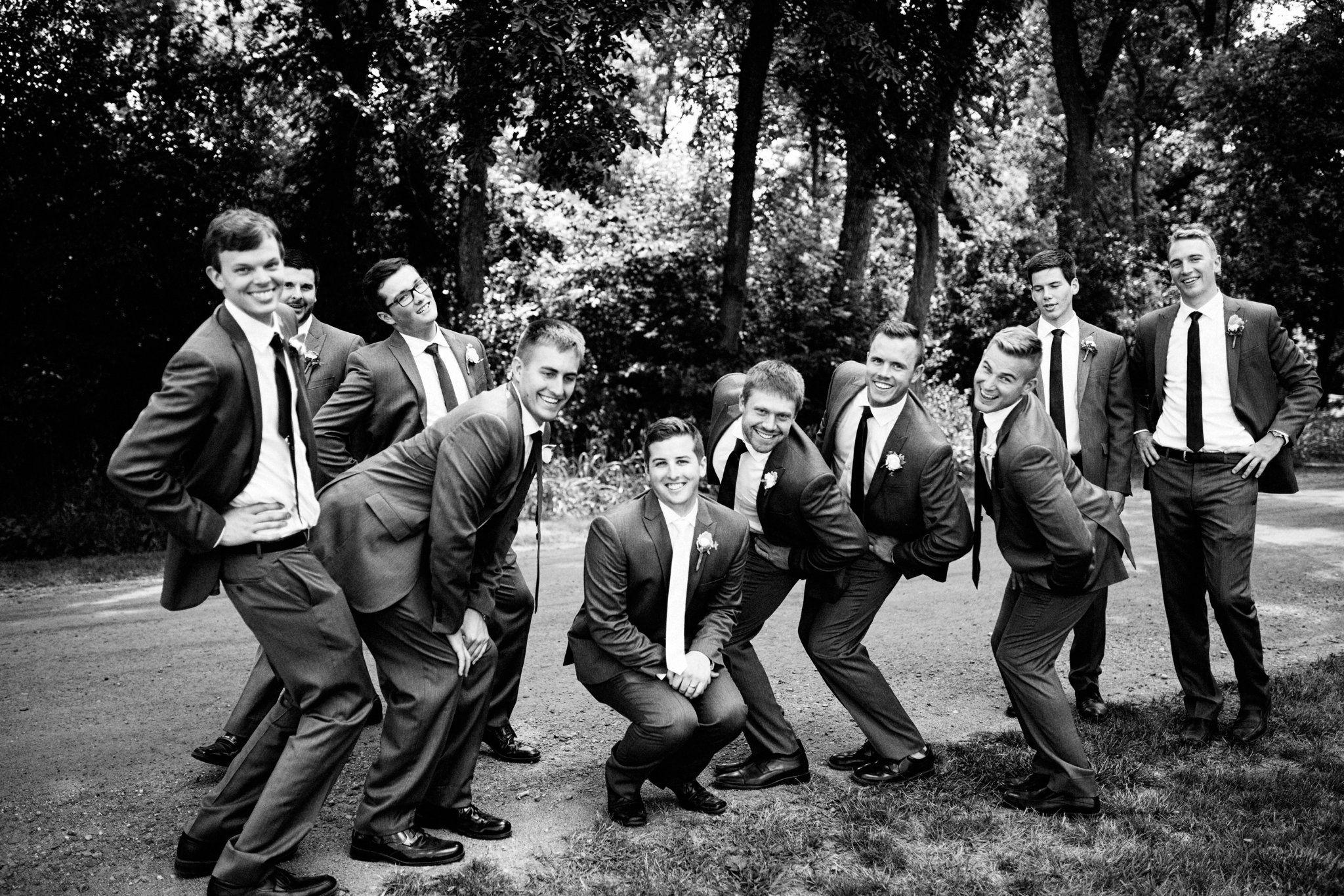 Sioux Falls Wedding Photos