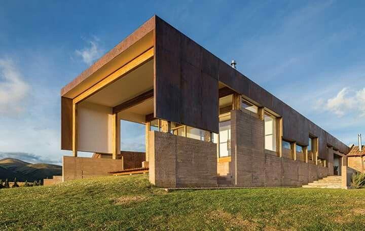 Arquitectura | Detalles | Materialidad