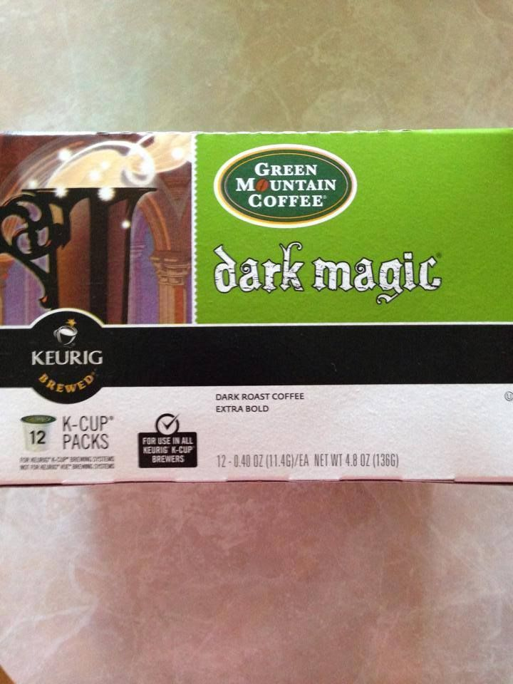 Dark Magic - this one was made for me!
