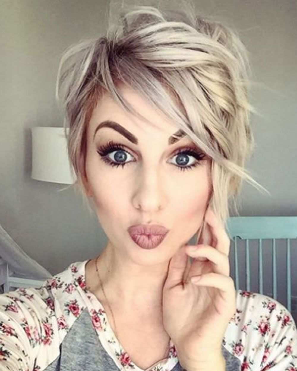 Kurze Frisuren Und Frisuren Fur Frauen 2018 2019 Beauty