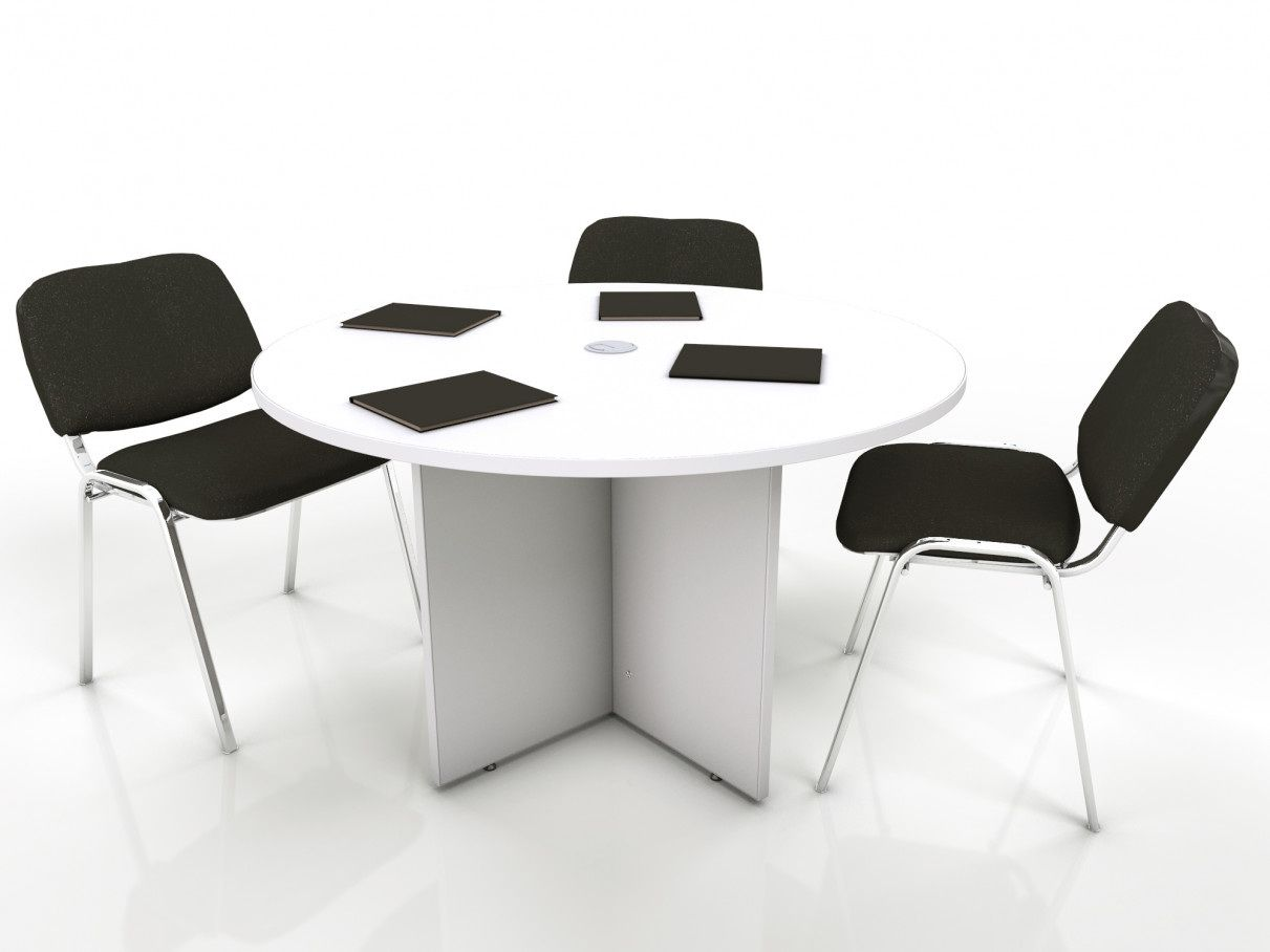Office Round Table And Chairs Modern Home Furniture Check More At Http