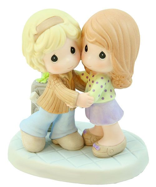 Precious Moments 2009 Collectors Club I Come To You With Joy PM - CC990002 - Friends, Friendship
