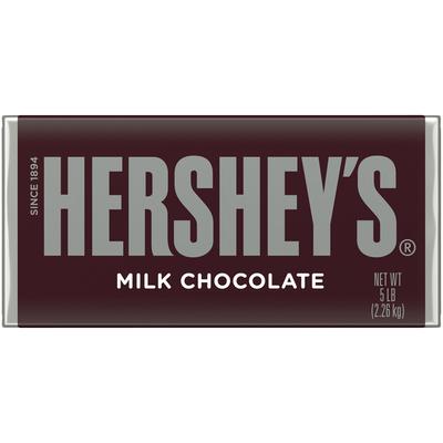 5 Lb Hershey S Milk Chocolate Bar In 2021 Hersheys Hershey Milk Chocolate Bar Hershey Chocolate Bar