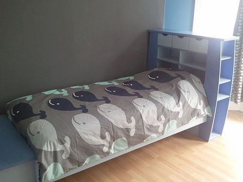 whale bedding