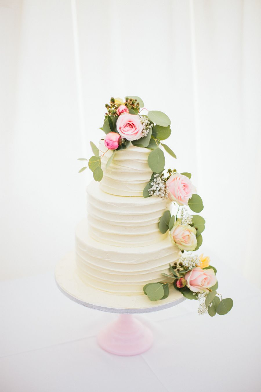 Charming English Countryside Wedding in Yorkshire | Wedding cake ...