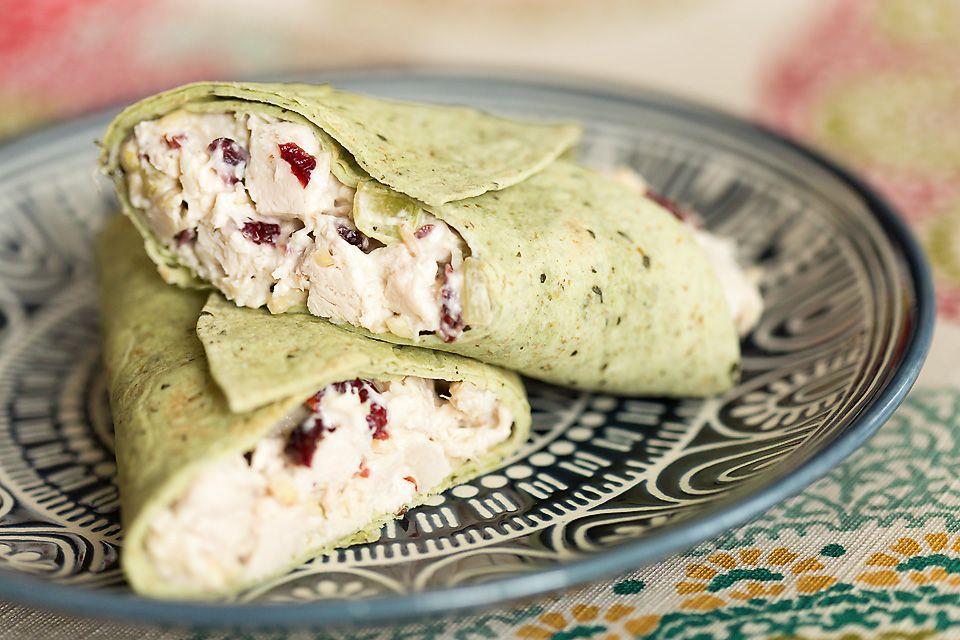 Cranberry Almond Chicken Salad Recipe Cranberry Almond Chicken Salad Cranberry Recipes Almond Chicken