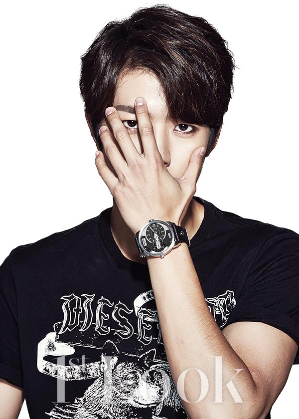 Sung Yeol - 1st Look Magazine