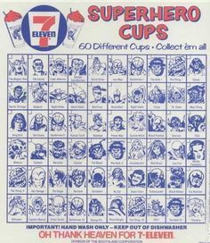 7-11 Marvel Comics Collectors Cups, 1970s -  7-11 Marvel Comics Collectors Cups,... -  7-11 Marvel Comics Collectors Cups, 1970s –  7-11 Marvel Comics Collectors Cups,… –  7-11 Mar - #1970s #collectors #comics #Cups #marvel #marvelcomicsart #marvelcomicsartwork #marvelcomicscharacters #marvelcomicscovers #marvelcomicsfunny #marvelcomicsstrip #marvelcomicsvintage
