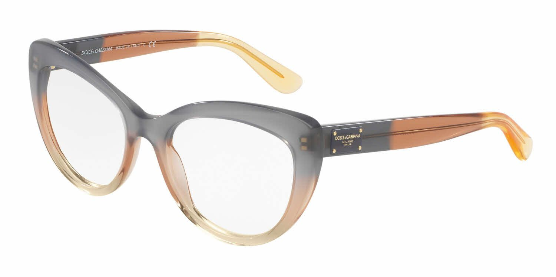 d14c95b35aa1 Dolce   Gabbana DG3255 Eyeglasses