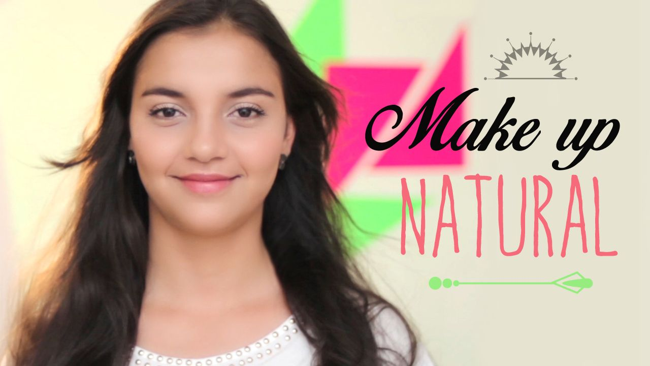 tutorial maquillaje natural paso a paso www.youtube.com/…  – Maquillaje
