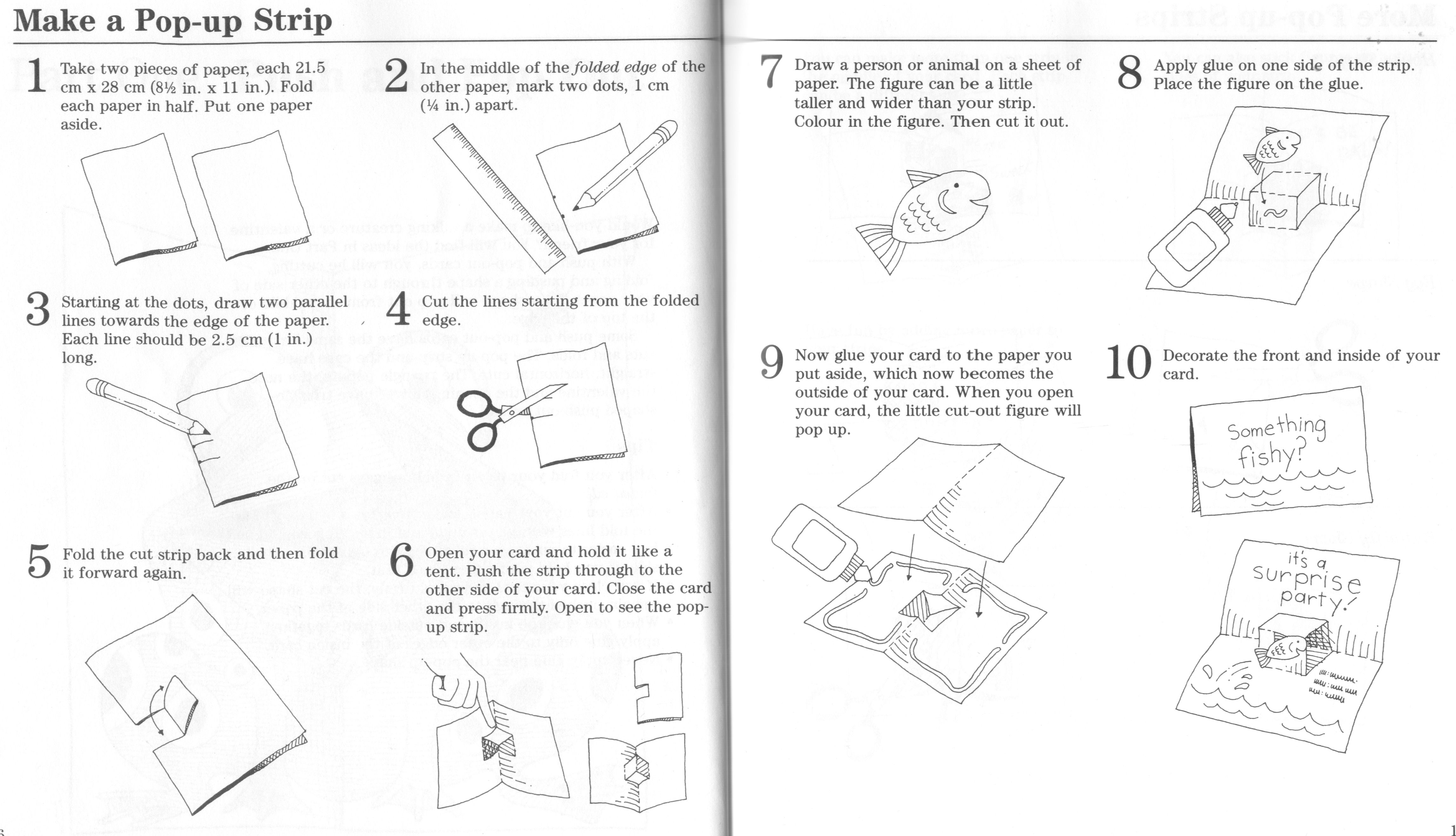 Books On Card Making Part - 31: Your Beginneru0027s Guide To Making Pop-Up Books And Cards