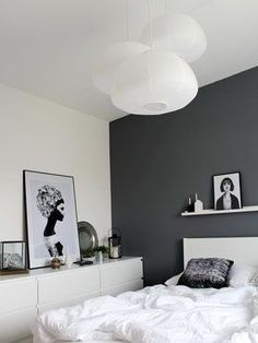 Schlafzimmer ideen ikea malm  Ikea Malm -Sie hat einfach ein Händchen dafür- ;)♡ | Einrichten und ...