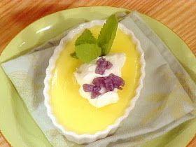 SK Food Recipes: Lemon Pudding Recipe
