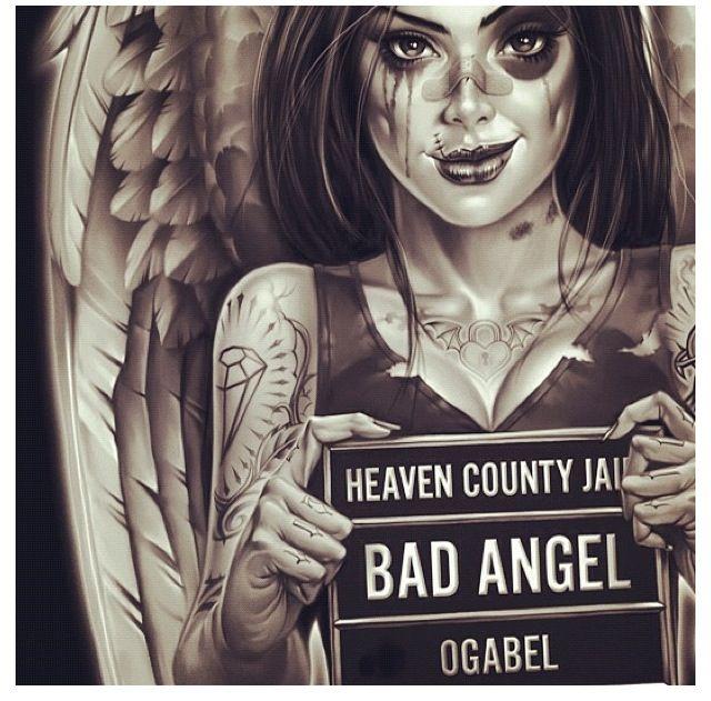 OG Abel (Bad Angel) bad ass